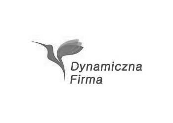logo dynamiczna firma